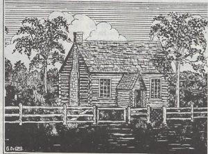 Knox Log Church