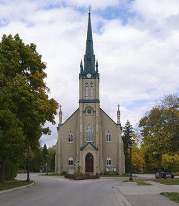 Knox Presbyterian Church Elora
