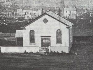 Knox frame church