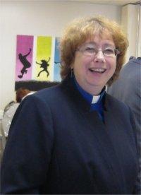 Rev. Susan V. Clarke.